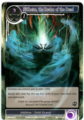Niflheim, the Realm of the Dead - SKL-074 - R - 1st Edition (Foil)