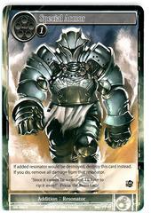 Special Armor - SKL-090 - U - 1st Edition (Foil)