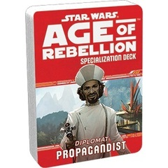 Star Wars: Age of Rebellion - Propagandist Specialization Deck