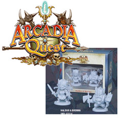 Arcadia Quest: Haldor and Brenna
