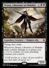 Drana, Liberator of Malakir (BFZ)