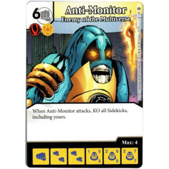 Anti-Monitor - Enemy of the Multiverse (Die & Card Combo)