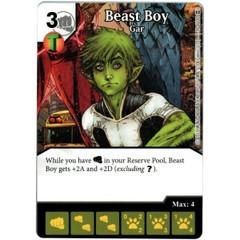 Beast Boy - Gar (Die & Card Combo)