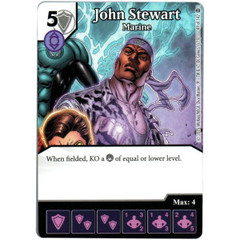 John Stewart - Marine (Die & Card Combo)