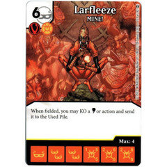 Larfleeze - MINE! (Die & Card Combo)