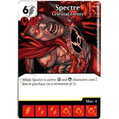 Spectre - Celestial Fury (Die & Card Combo)