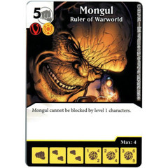 Mongul - Ruler of Warworld (Card Only)