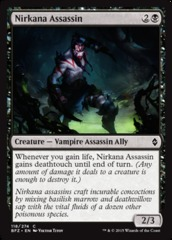 Nirkana Assassin - Foil