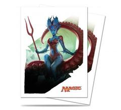 Ultra Pro - MTG Battle for Zendikar Kiora, Master of the Depths 80 Count Standard Sleeves