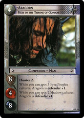 Aragorn, Heir to the Throne of Gondor - 18R38