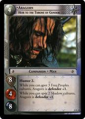 Aragorn, Heir to the Throne of Gondor