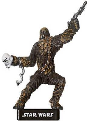 Chewbacca, Engraged Wookiee
