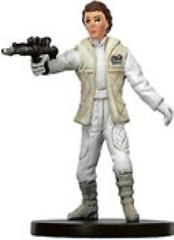 Princess Leia, Hoth Commander