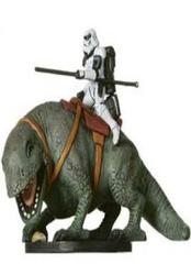 Sandtrooper on Dewback