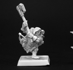 60004 - Harsk, Iconic Male Dwarf Ranger