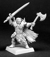 Boris Mingla, Mercenaries Warlord