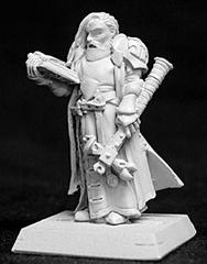 Halbarand, Crusaders Cleric