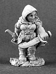 Bailey Silverbell, Dwarf