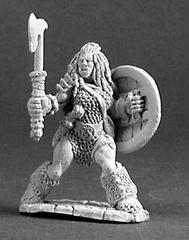 Jadeah, Female Half Orc