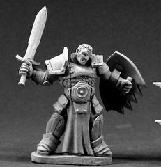 Quinn Nolan, Heroic Warrior