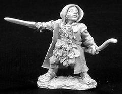 Woody, Halfling Ranger