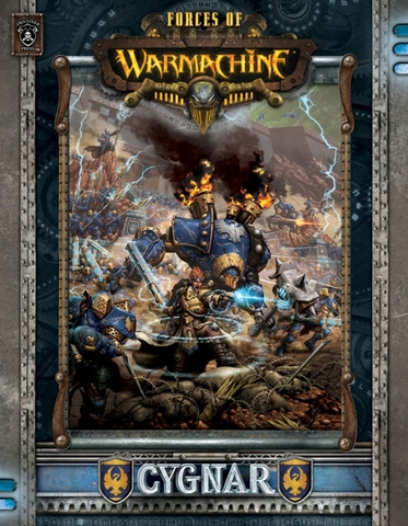 Forces of Warmachine: Cygnar HC