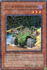 Ally of Justice Searcher - DT02-EN025 - Rare Parallel Rare - Duel Terminal