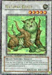Naturia Beast - DT02-EN032 - Duel Terminal Ultra Parallel Rare - 1st Edition on Channel Fireball
