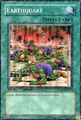 Earthquake - DT02-EN041 - Duel Terminal Normal Paraller Rare - 1st Edition