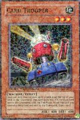 Card Trooper - DT02-EN057 - Duel Terminal Super Parallel Rare - 1st Edition on Channel Fireball