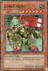Genex Army - DT02-EN075 - Duel Terminal Super Parallel Rare - 1st Edition on Channel Fireball