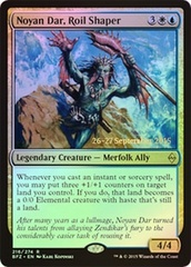 Noyan Dar, Roil Shaper (Battle for Zendikar Prerelease Foil)