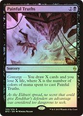 Painful Truths - Foil - Prerelease Promo