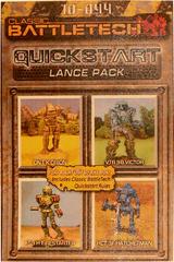 Quick Start Lance Pack