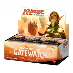 Oath of the Gatewatch Booster Box © 2016 WOC