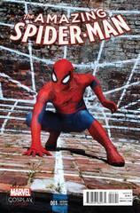 Amazing Spider-Man #1 Cosplay Var