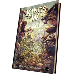 Kings of War 2nd Edition: Rulebook (Hardcover)