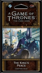 A Game of Thrones: The Card Game (2nd Edition) Chapter Pack - The King's Peace
