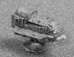 Centipede Hover Vehicle {2}