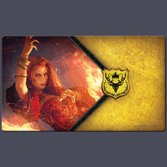 AGOT Playmat - The Red Woman