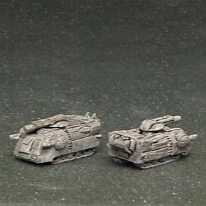 Big Kidz Games - Galleon Tank [2] - Miniatures/Wargaming