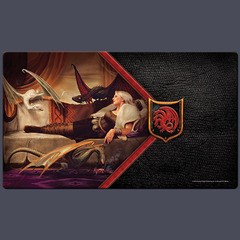 AGOT Playmat: The Mother of Dragons Deluxe Gamemat