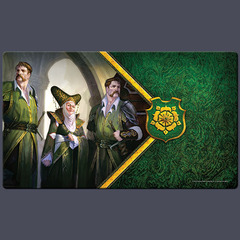 A Game of Thrones the Living Card Game 2nd Edition - The Queen of Thorns Playmat