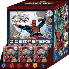 Dice Masters: The Amazing Spider-Man Gravity Feed