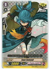 Sayo Samonji - G-TB01/035EN - C on Channel Fireball