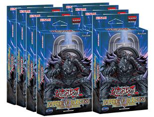 Emperor of Darkness Structure Deck Box 8ct