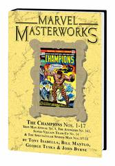 Mmw Champions Hc Vol 01 Dm Var Ed 229