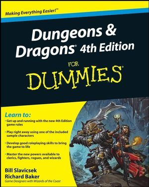 D&D 4th Edition for Dummies