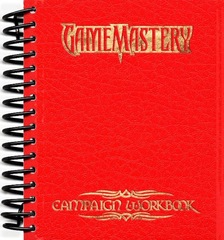 GameMastery Campaign Workbook