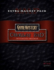 Combat Pad: Extra Magnet Pack from GameMastery